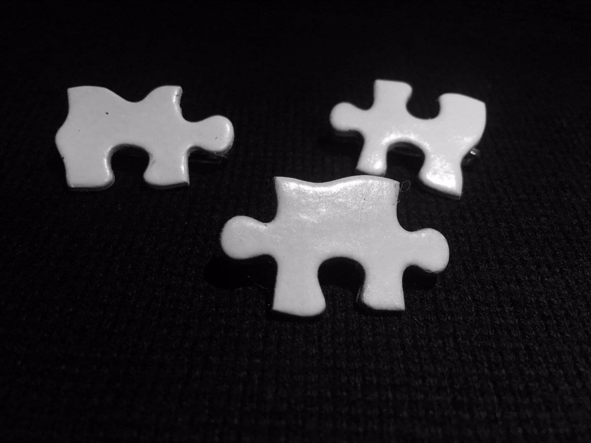 Now You Can Wear A Puzzle-Piece Pin To Show How Bad You ...