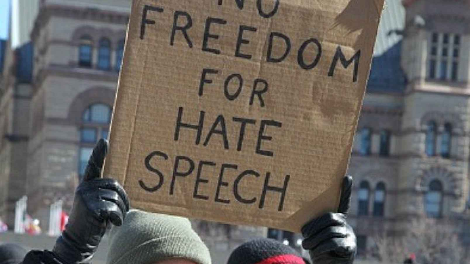 hate speeches the right to freedom of speech A short article by writer and activist, jillian york, exploring the difficulty of minimising cyberbullying while protecting the right to freedom of speech.
