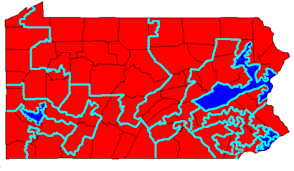 Pennsylvania Could Be On The Verge Of Dealing Partisan ...